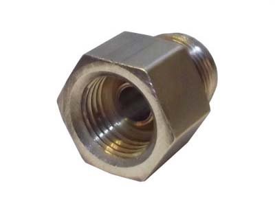 63-69 Autolite 1100 Fuel Inlet Fitting