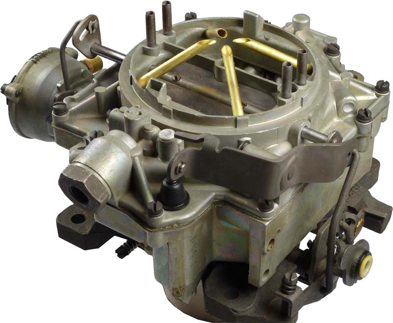 65-Early 66 Buick Rivera Rochester 4 Jet 4CG Carburetor, 401-4V or 425-4V Nailhead w/ Auto Trans., Remanufactured