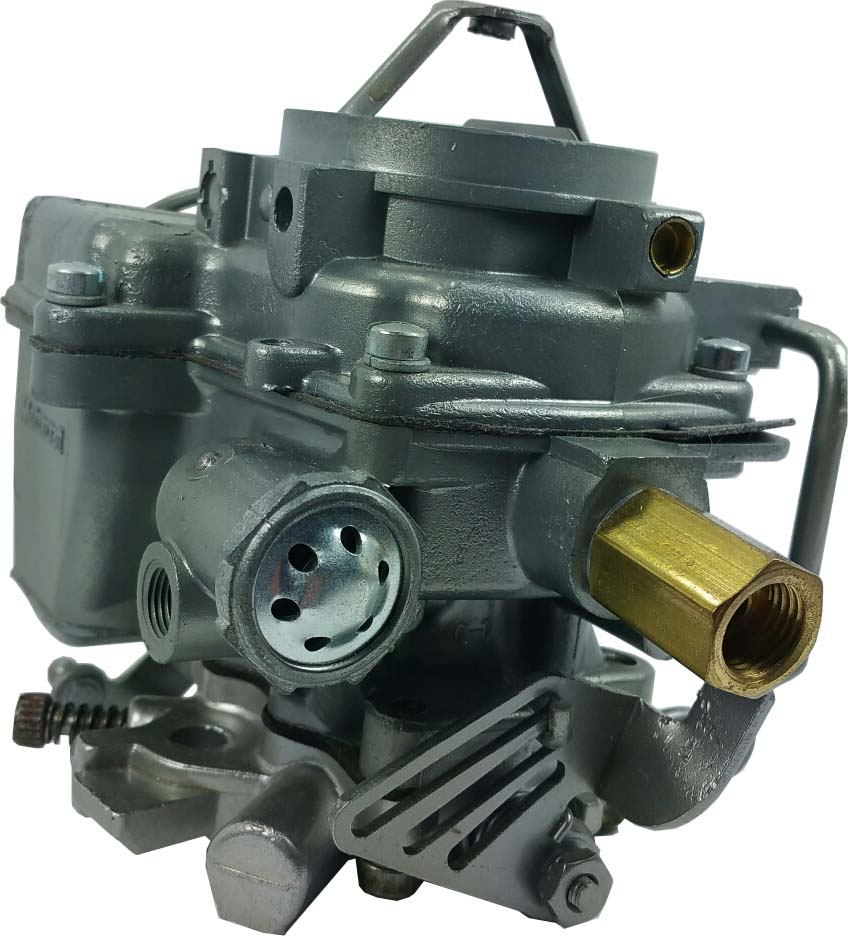 Motorcraft (Holley) 1940 Industrial / Automotive Carburetor, Hand Choke,  (1v)