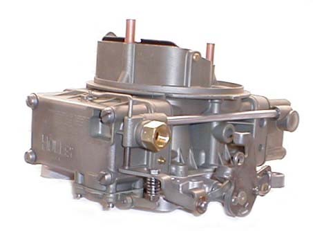 Early Model Holley 4150 Carburetor, (4v), Remanufactured  Electric Choke